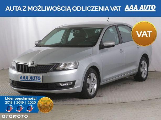 Škoda RAPID 1.4 TDI Ambition , Salon Polska, 1. Właściciel, Serwis ASO, VAT 23%,