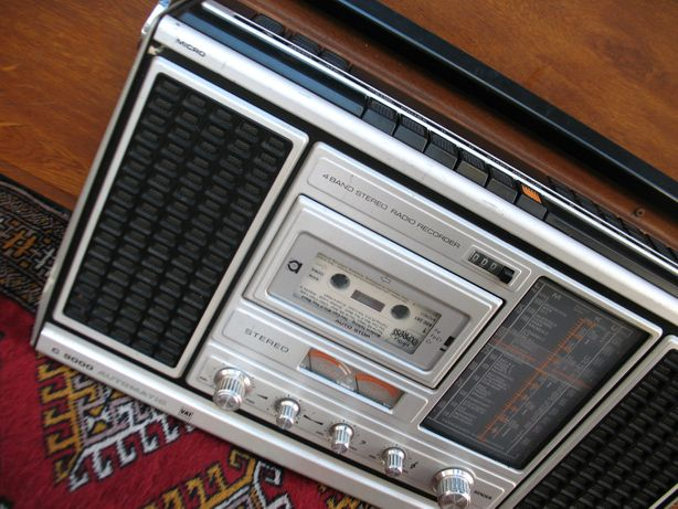 Radio Grundig C 9000.