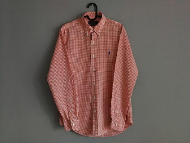 Koszula POLO Ralph Lauren Slim Fit Nowa Kolekcja Kratka