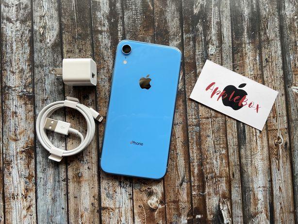 IPhone Xr 64gb Blue NEVERLOCK! Новий стан! NEW! Оригінал! зі США!