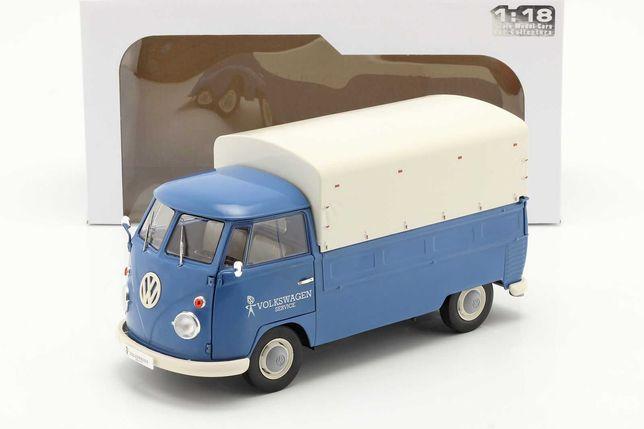 Miniatura - Volkswagen T1 Pick-Up with cover Volkswagen Service 1950