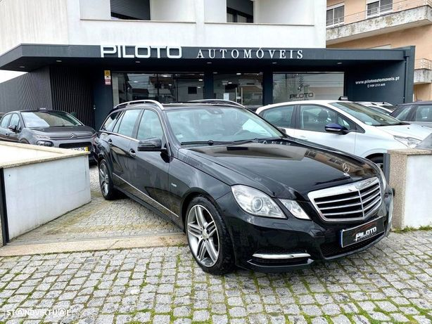 Mercedes-Benz E 350 CDi Avantgarde 4-Matic BlueEfficiency