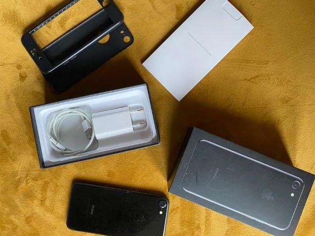 iPhone 7 128 GB Black + etui GRATIS