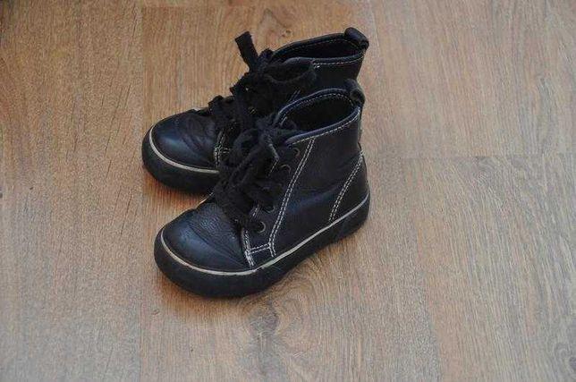 Ботинки для мальчика baby gap р 7