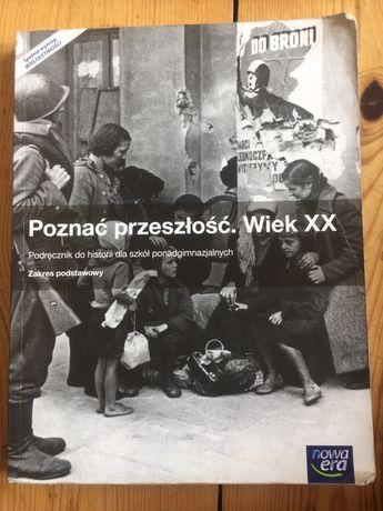 """""""Poznać Przeszłość. Wiek XX"""" Podręcznik"""