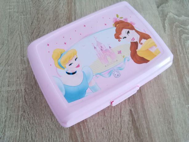 Śniadaniówka nowa z księżniczkami dla dziewczynki