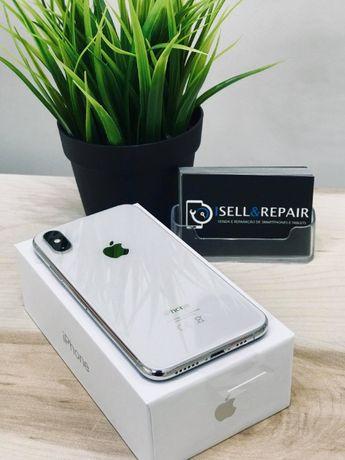 SEMI NOVO iPhone XS SILVER 64GB c/ garantia Desbloqueados