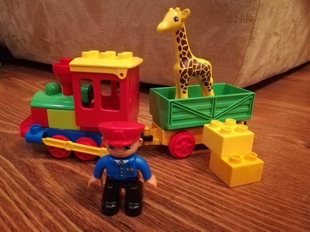Лего 6144 Поезд зоопарк