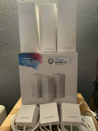 Linksys Velop Router Mesh