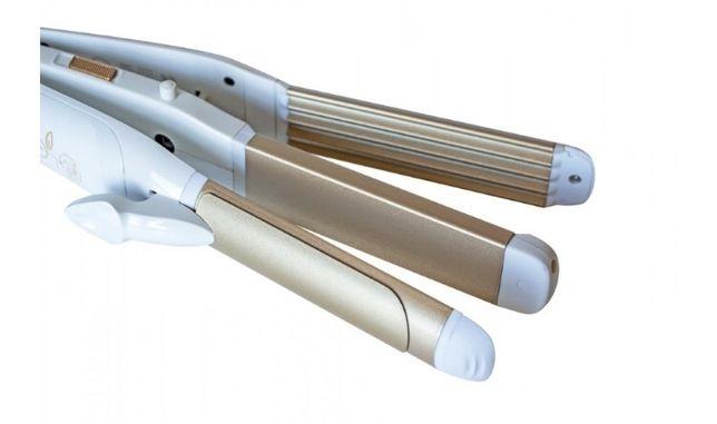 Плойка гофре выпрямитель для волос 3 in 1 ProMozer MZ-7023