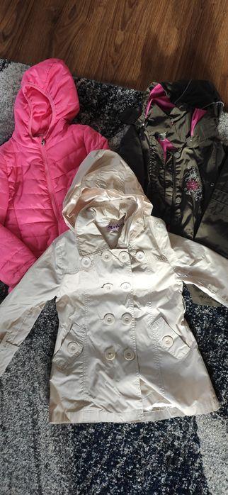 Sprzedam zestaw kurteczek dla dziewczynki Babice - image 1