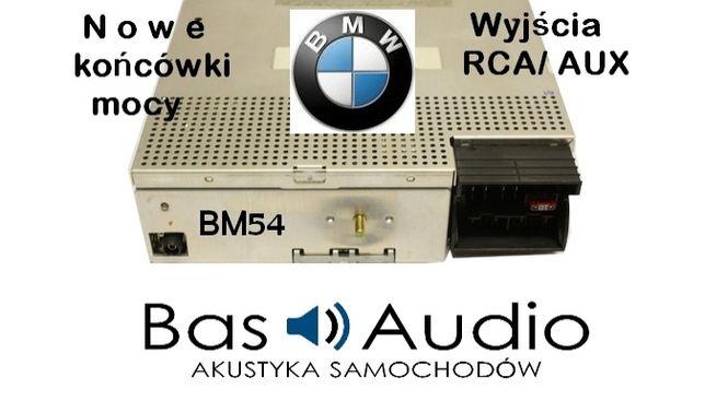 BM54 / BM24 BMW Tuner Naprawa E38 E39 E46 X5 220zł BasAudio Śl