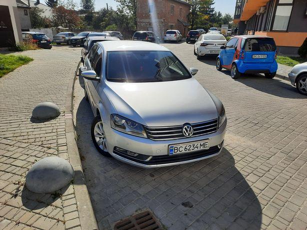 Volkswagen passat Б7 ecofuel з Європи