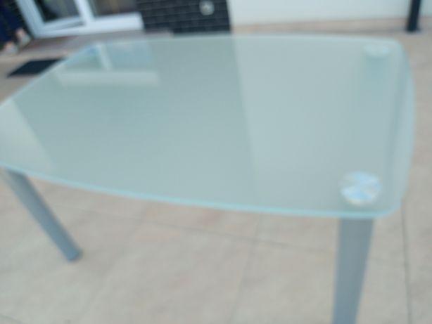 Stół ogrodowy  szklany