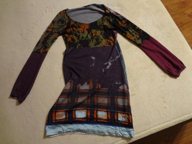 Etro cashmere dress Cucinelli Fabiana Filippi Оригинал!
