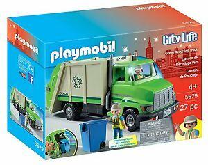Playmobil 5679 Большой мусоровоз