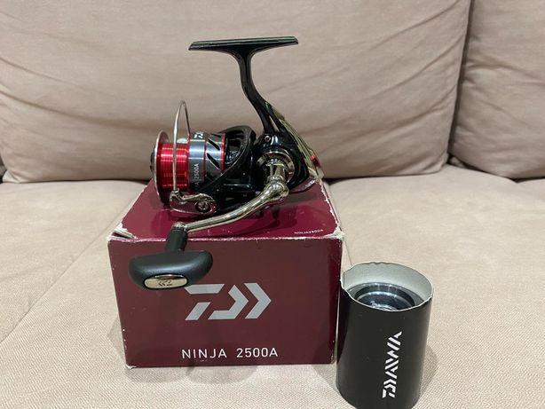 Продам катушку Daiwa Ninja 2500А