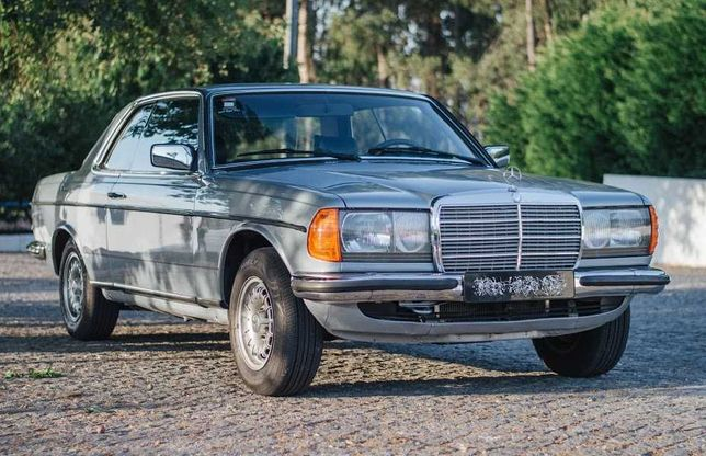 Mercedes 230 CE W123 Coupe