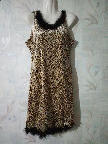 Кошка платье костюм кошки леопарда кота кошечки