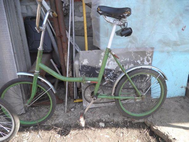 Велосипед складной Аист .