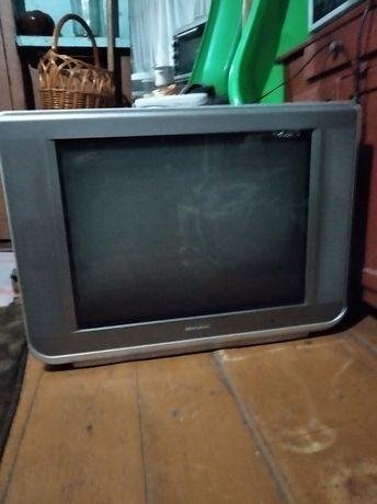 Продам большой телевиз бу торг