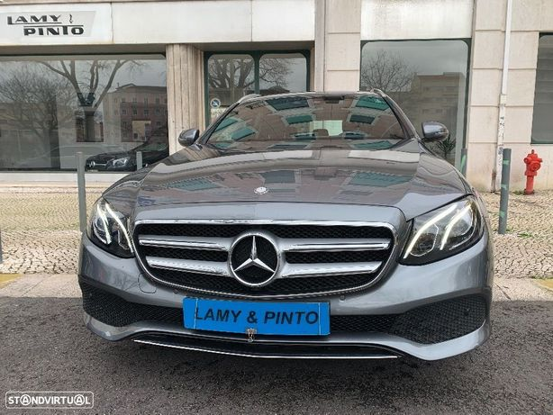 Mercedes-Benz E 220 d Avantgarde+