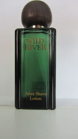 Wild River After shave lotion 100 ml Made in Germany -Vintage