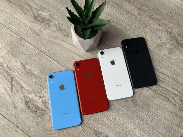 iPhone Xr 64gb/128gb/256gb White/Red/Black/Yellow/Blue Neverlock/Rsim