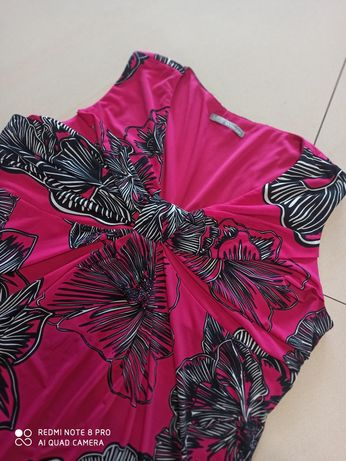 Sukienka maxi r. 52