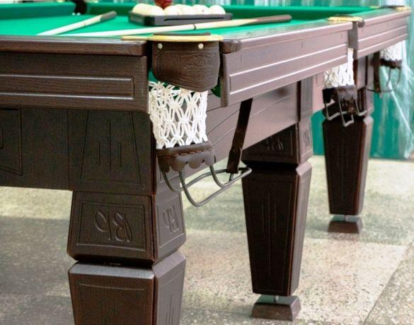 Эксклюзивный бильярдный стол магнат, стол для бильярд, більярдний стіл