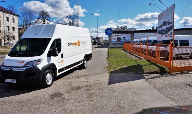 Wypożyczalnia, WYNAJEM samochodów dostawczych Białystok Kopernika 25A