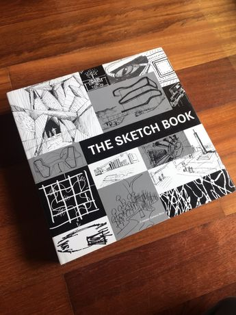 The sketch book, Francesc Zamora Mola, Loft Publicatios