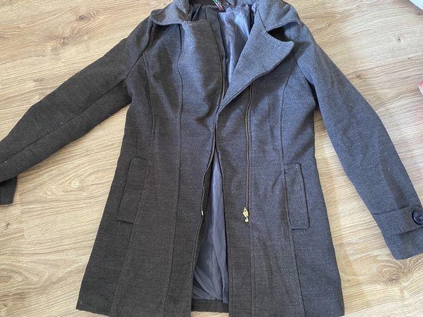 Płaszcz szary 38 M