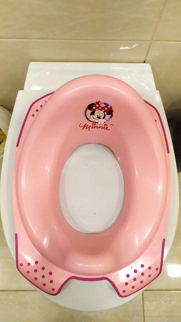 Nakładka na sedes Minnie Mouse