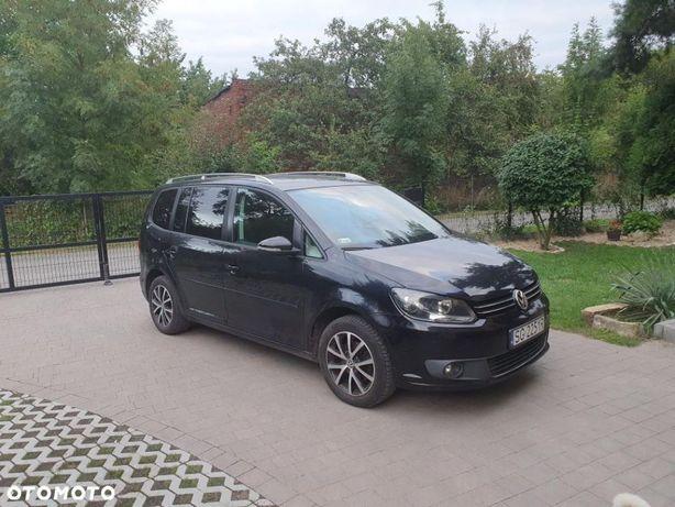 Volkswagen Touran vw touran