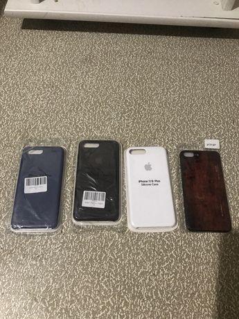 Продам чехли на Iphone 7/8Plus