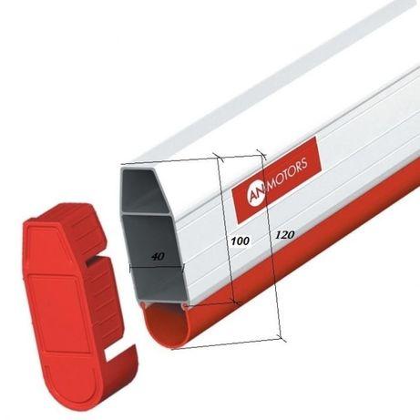 Стрела шлагбаума барьер рейка шлагбаум автоматический 4, 5, 6 м новая!
