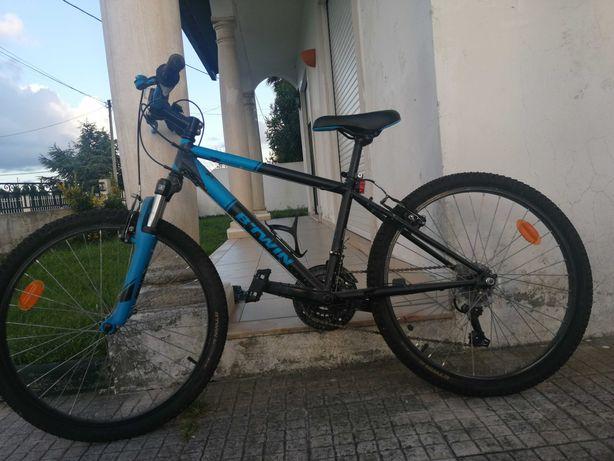 Bicicleta para criança roda 24
