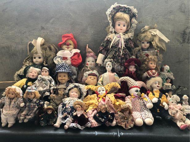 Bonecas de Porcelana  - coleção (Antiguidades)
