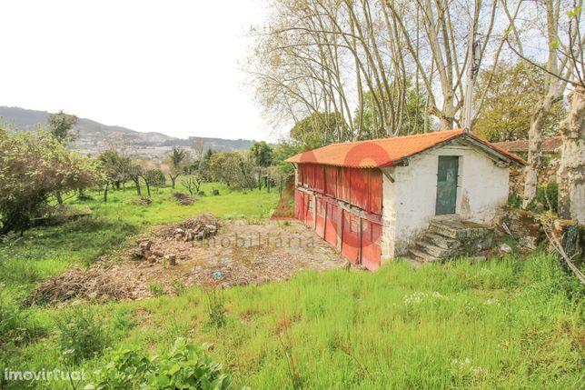 Terreno com Eira em Santa Eulália, Vizela