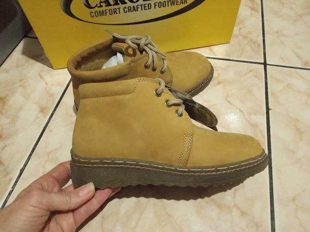 Ботинки черевики Carolina, р.34,5