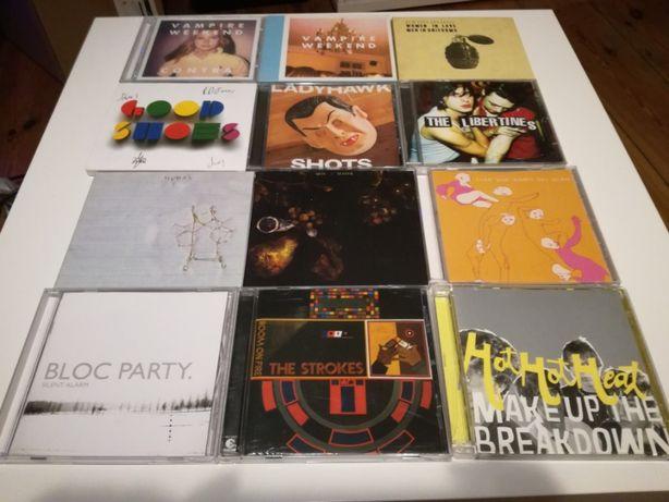 Płyty CD The Killers Kasabian bombay bicycle club kooks noah&the whale