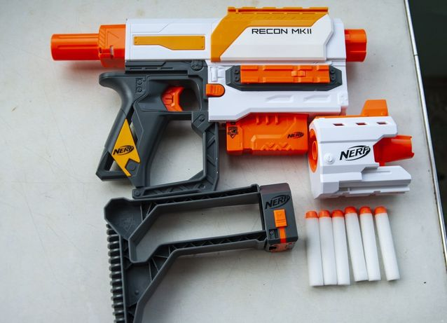 Бластер Nerf Modulus Recon MKII