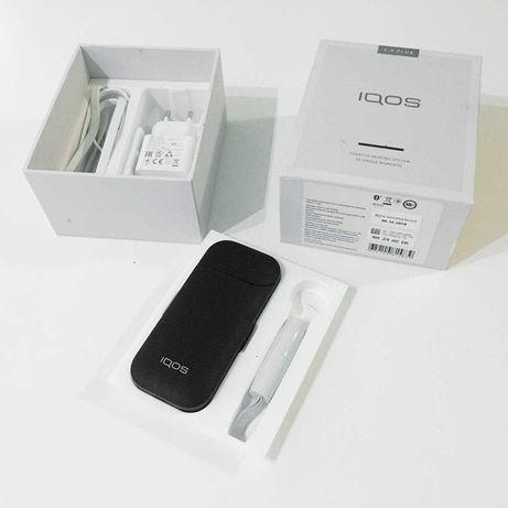 IQOS 2.4 Plus, темний (айкос), повна комплектація