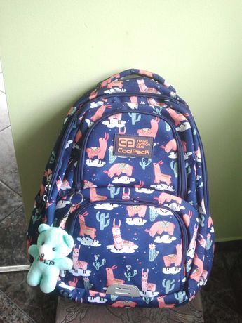 plecak szkolny CoolPach firmowy nowy