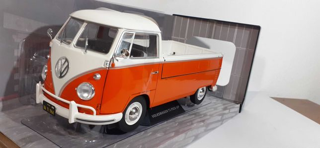 1/18 Volkswagen T1 Pick Up 1950 - Solido
