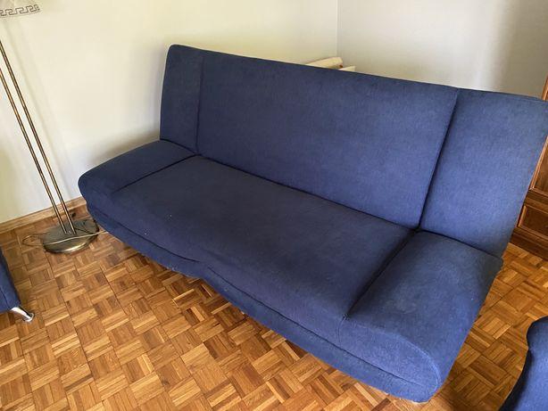 Zestaw wypoczynkowy kanapa+2 fotele