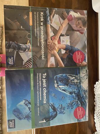Podręczniki do I i II kl LO