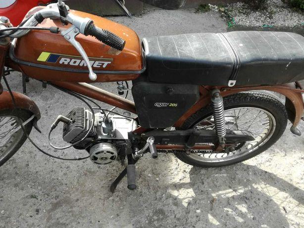 Romet Ogar 205 rok produkcji 1988