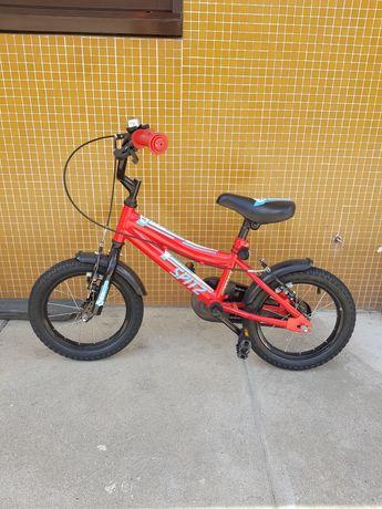 Bicicleta Criança (como nova)